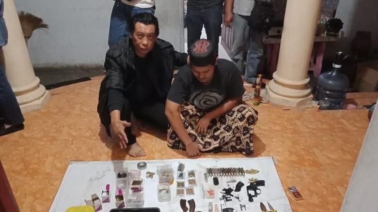 Jual Senjata Api Rakitan, Warga Lumajang Ditangkap Polisi
