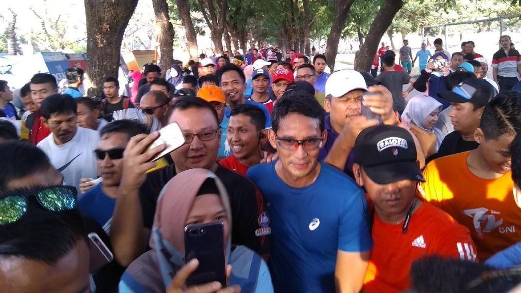 Tuti Dieksekusi, Sandi Sebut Prabowo Bebaskan TKI dari Hukuman Mati