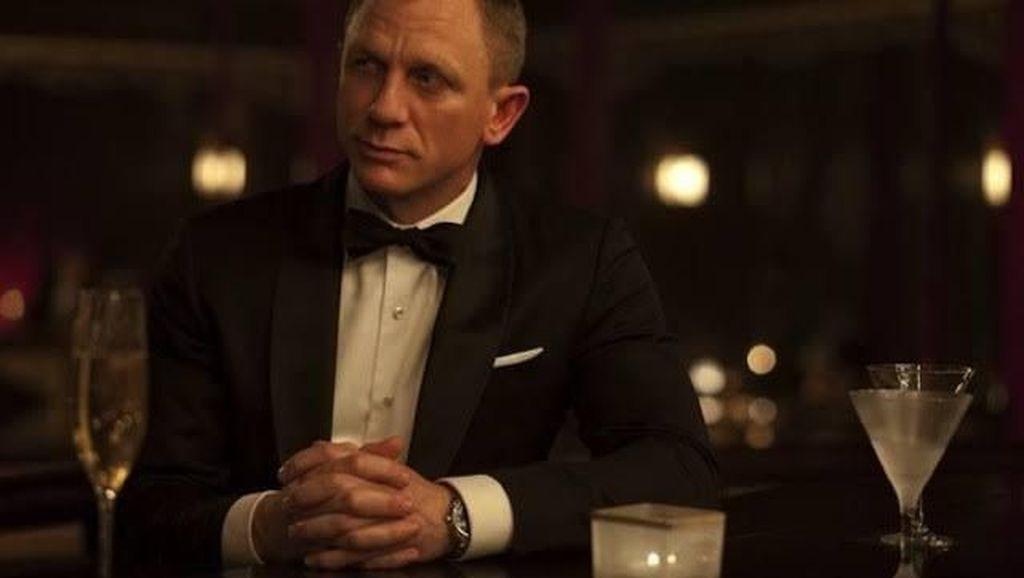 Cedera Saat Syuting James Bond, Daniel Craig Akan Operasi Engkel