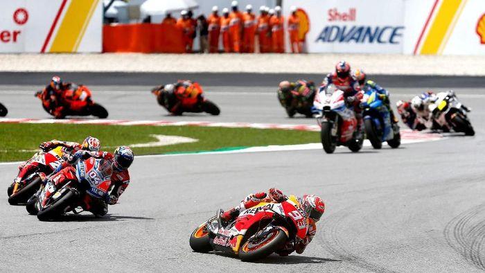 Tes pramusim MotoGP 2019 akan digelar pada Februari (Foto: Reuters)