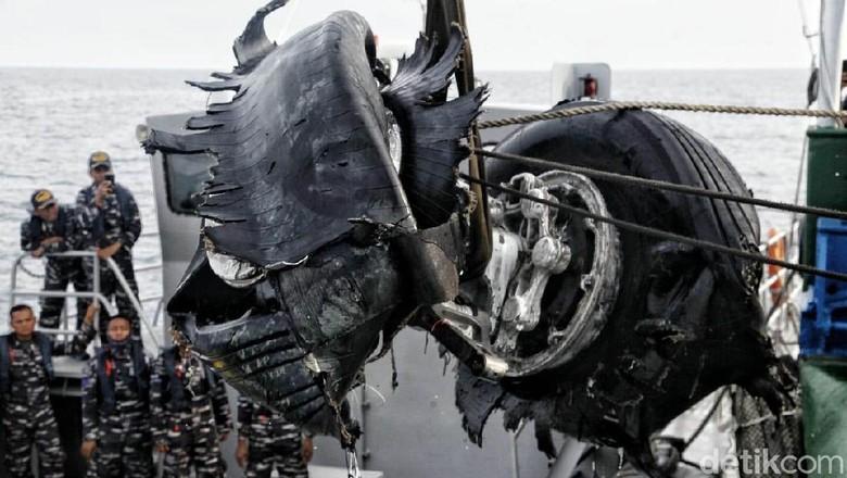 KNKT Ungkap Hasil Investigasi Final Kecelakaan Lion Air PK-LQP Agustus