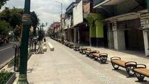 Revitalisasi Rampung, Pedestrian Malioboro Bakal Segera Diresmikan