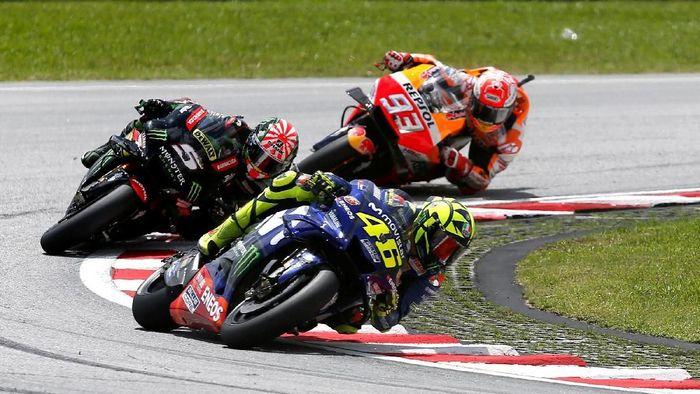 MotoGP Malaysia akan dihelat akhir pekan ini (Reuters)