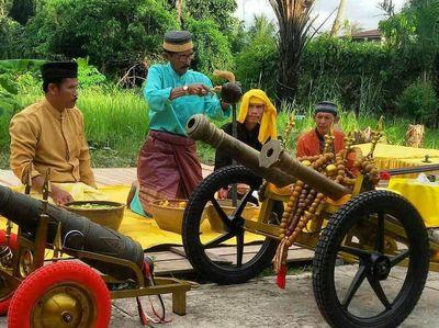 Ke Kalimantan Barat Jangan Lupa Mampir ke Festival Robo-Robo