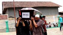 Wahyu Susilo Korban Lion Air PK-LQP Dimakamkan di Temanggung