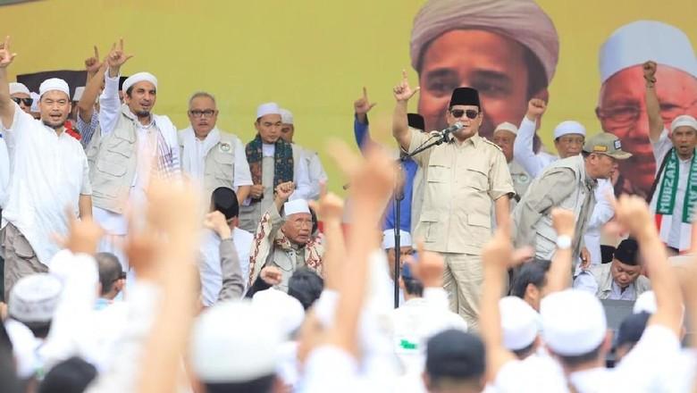 Saat Prabowo Janji Indonesia Tak Perlu Impor