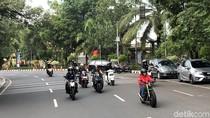 Gugatan Mahasiswa yang Bawa Lampu Motor Jokowi Dinilai Tak Tepat