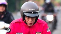 Setahun Puasa, Hobi Motoran Jokowi Tersalurkan Lagi