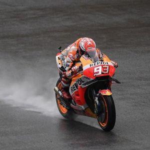 Free Practice I MotoGP Valencia: Marquez Tercepat
