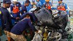 Tim SAR Kembali Temukan Roda Lion Air, Ini Penampakannya