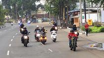Disinggung Mahasiswa Hukum, Benarkah Lampu Motor Jokowi Tidak Nyala?