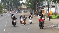 Cerita Jokowi Bawa Sepeda Motor Tidak Nyalakan Lampu dan Tak Ditilang