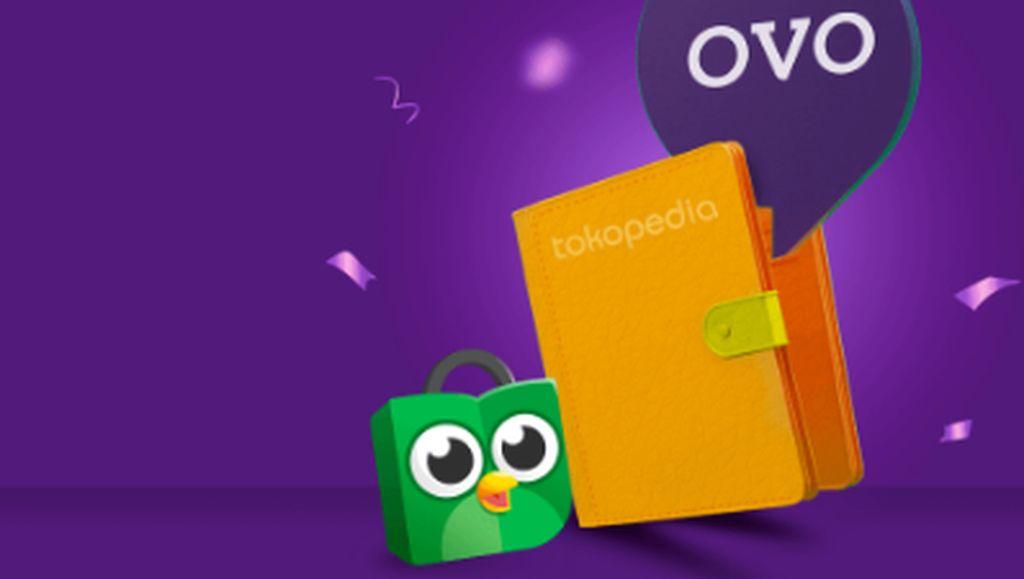Penting! Dompet Digital Tokopedia Ganti ke OVO