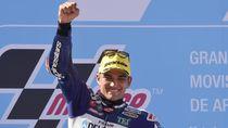 Pebalap KTM Jorge Martin Positif COVID-19