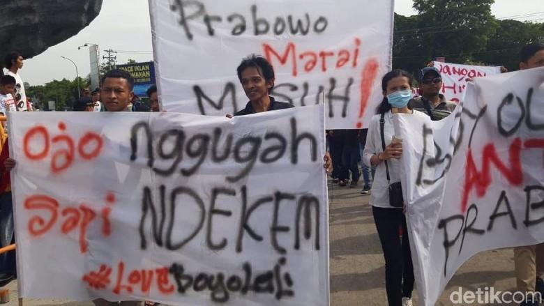 Gaduh Gegara Prabowo Bilang Tampang Boyolali di Awal November