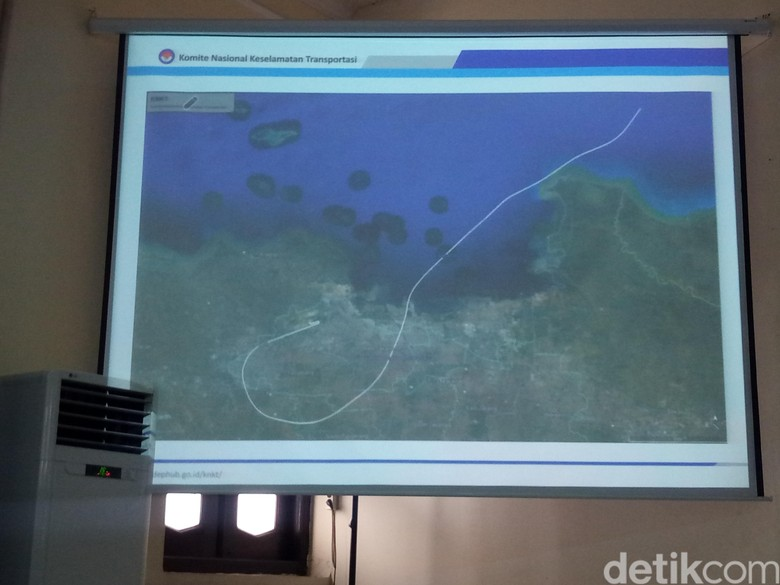 Airspeed Indicator Rusak, KNKT Teliti Cara Pilot Terbangkan PK-LQP