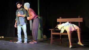 Bangkit dari Gempa, 42 Teater Pelajar Berebut Piala Gubernur NTB