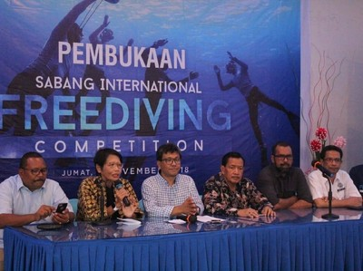 Ada Sabang International Freediving, Dolar Mengalir ke RI