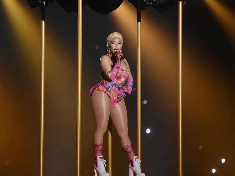 Kesal karena Dilecehkan, Nicki Minaj Boikot Sebuah Stasiun Televisi