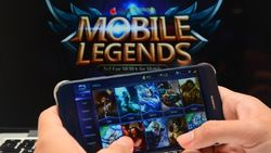 Pintu Masuk Jebol! Grand Final Mobile Legends Heboh