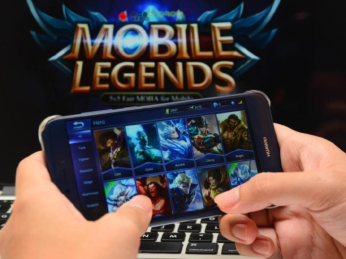 550+ Gambar Mobile Legends Di Buku Gambar Gratis