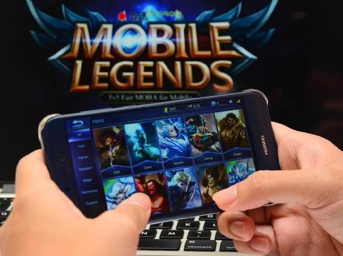 Ilustrasi Mobile Legends/ Foto: Shutterstock