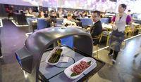 Keren! Ini Restoran Hotpot Robot Pertama di Dunia