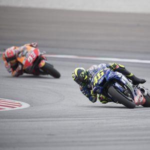 Tonton MotoGP Valencia di Sini