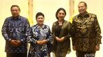 Tokoh dan Pejabat Negara Hadiri HUT Ke-50 Anita Chairul Tanjung