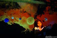 Spot foto kekinian dengan visual artistik (Shinta/detikTravel)