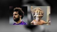 Video: Detail Patung Mo Salah di Mesir yang Dinilai Aneh