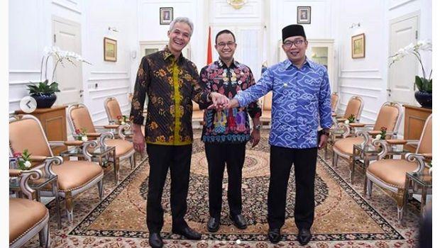 Psst.. Gubernur Anies Bentuk Tim Khusus, DKI Siap Gunakan ERP