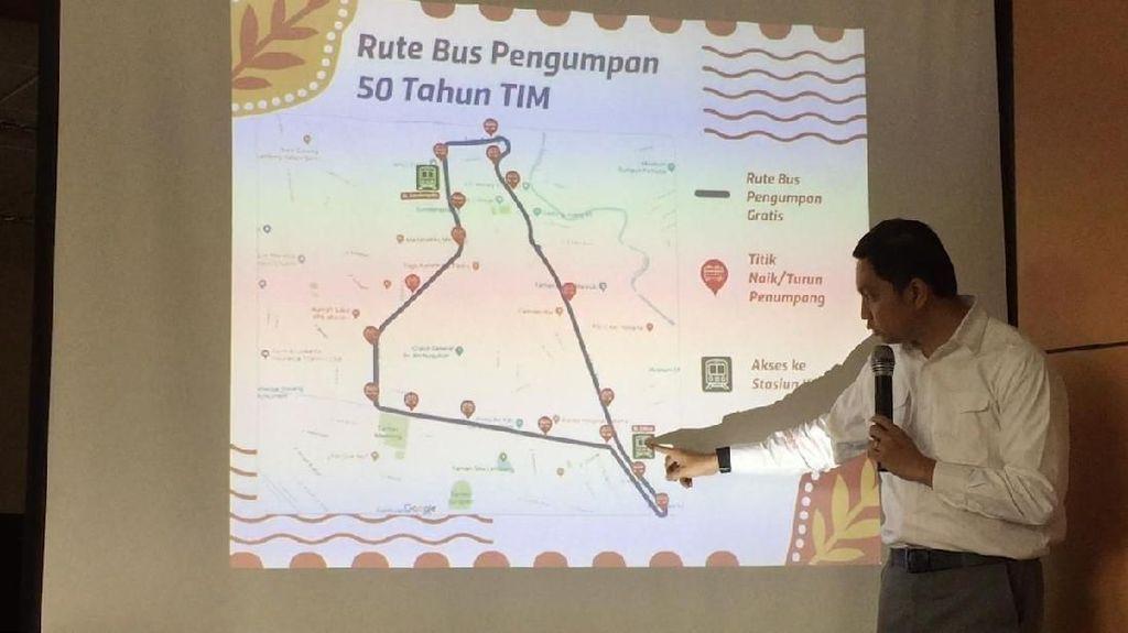 Catat! Jalan Cikini Raya Ditutup 10-11 November