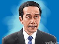 Periode 2 Jokowi: Hajar Pungli hingga Bubarkan Lembaga Tak Berguna