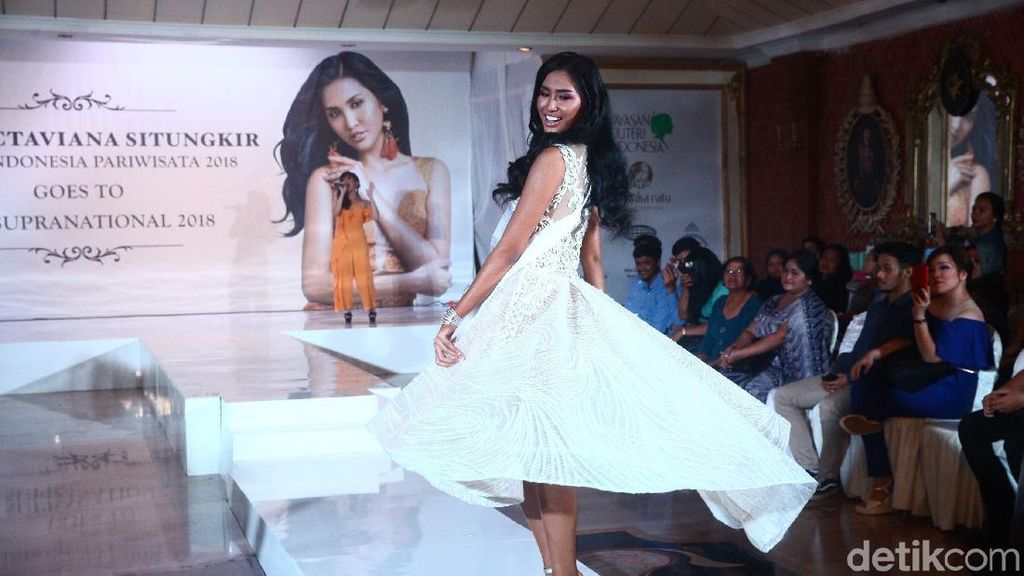 Wakili Indonesia di Miss Supranational, Wilda Octaviana Getol Belajar Ini