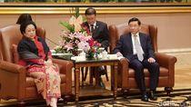 Ceritakan Persahabatan RI-China, Mega Cuplik Kisah Cheng Ho