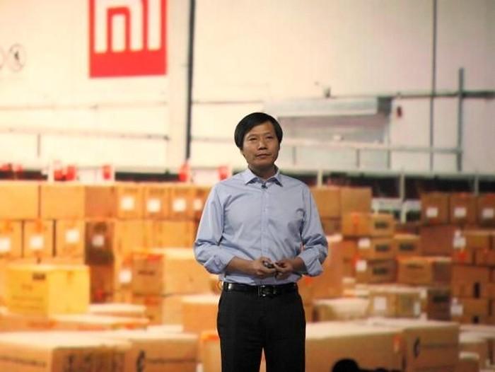 Pendiri Xiaomi, Lei Jun. Foto: Getty Images