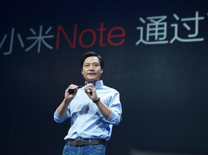 Lei Jun. Foto: Getty Images