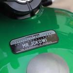 Yamaha Vega di Antara 2 Motor Custom Jokowi