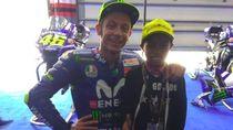 Komentator MotoGP Cilik Asal NTT Ngefans Berat dengan Rossi