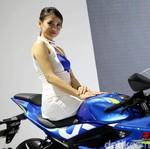 Suzuki Angels yang Bikin Seger di Pameran Motor