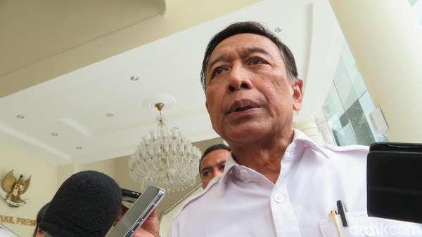Pemerintah Bahas Zona Merah Hunian di Sulawesi Tengah