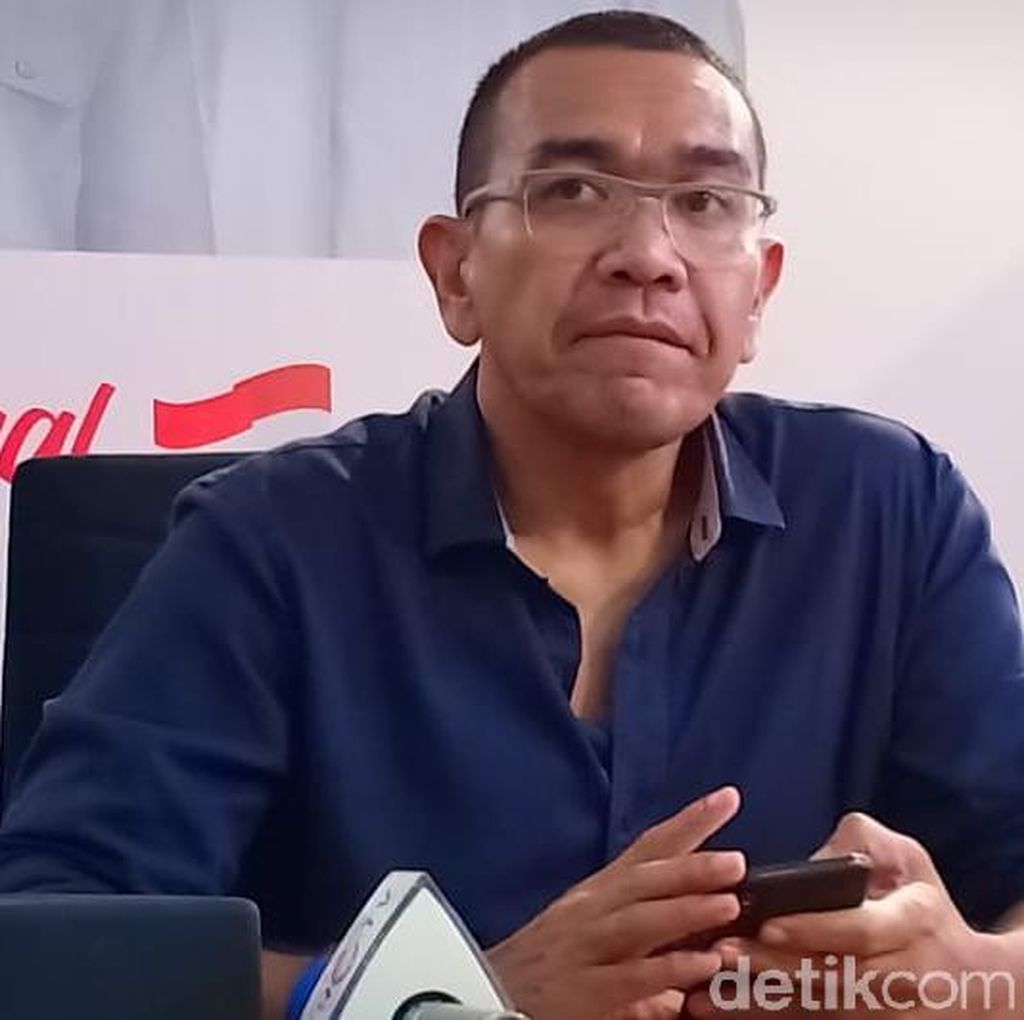 Tim Jokowi Jawab Fadli Zon: Kubu Prabowo Bicara HAM itu Melawak