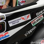 Ada Bengkel Indonesia di Motor MotoGP LCR Honda