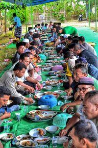 Tradisi Roah Segare, Cara Bersyukur Nelayan Lombok Barat Kepada Tuhan