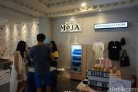 Tempat merchandise (Shinta/detikTravel)