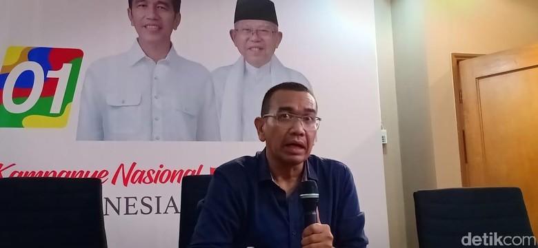 Timses Jokowi Tak Takut Digeruduk Andi Arief
