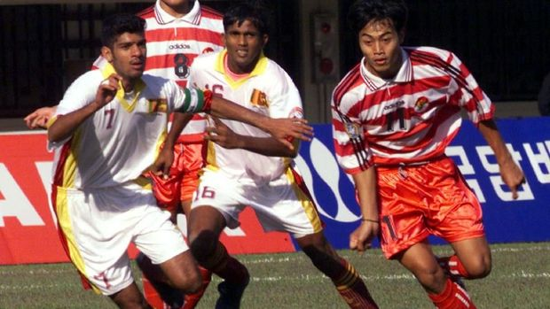 Gendut Doni jadi pemain Indonesia pertama yang meraih gelar pencetak gol terbanyak.