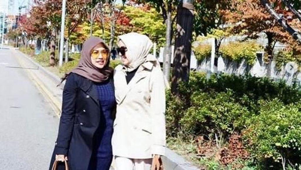 Kedekatan Salmafina Sunan dengan Ibunda Tercinta
