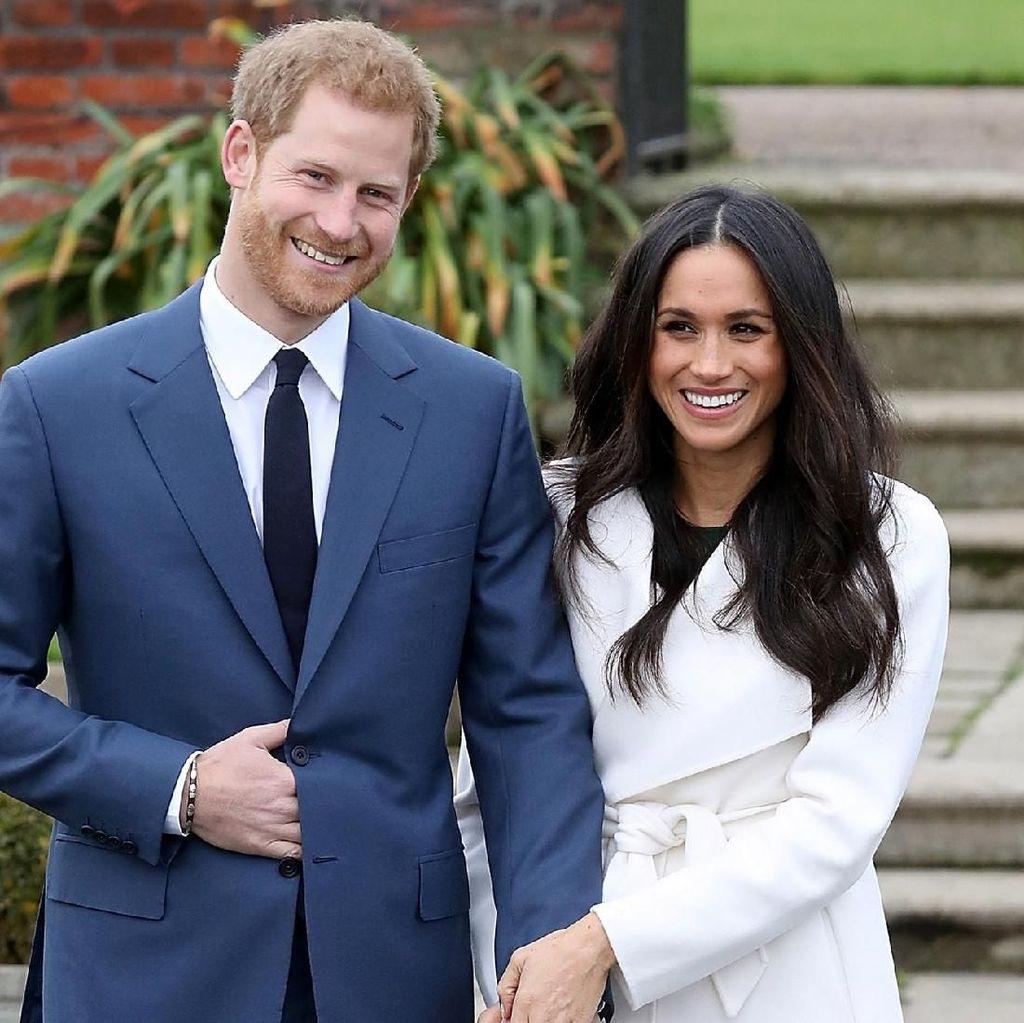 Pangeran Harry-Meghan Markle Pindah dari Istana Kensington ke Windsor?